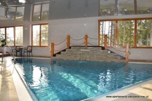Apartament Zakopane Basen Sauna Jacuzzi Relax