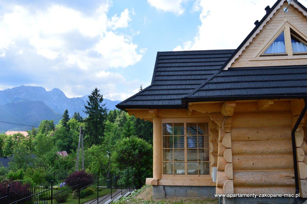 Domek alpejski Zakopane